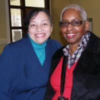 Happy Patrons at MLK, Jr. Historical Tribute